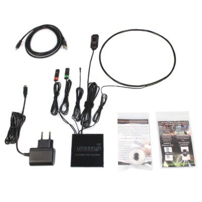 Invisible Earpiece HD Camera